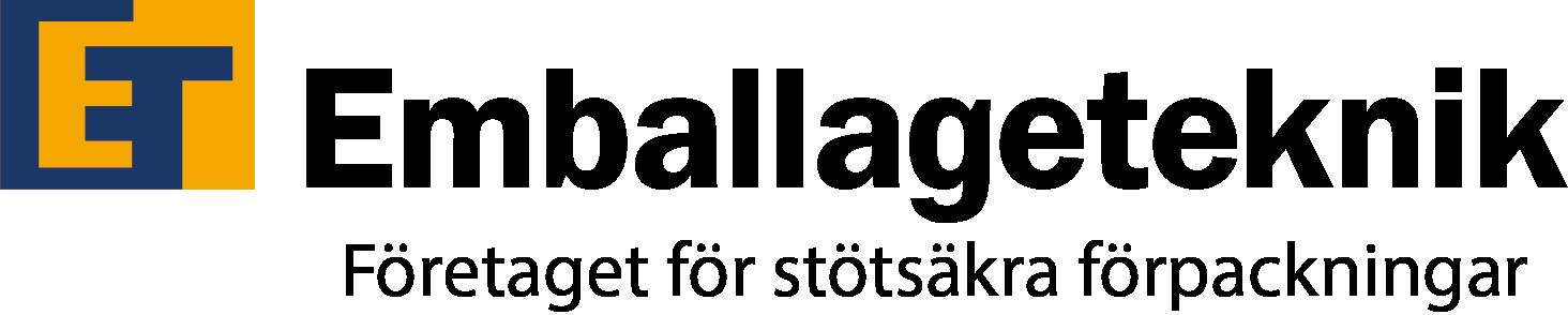 Emballageteknik logo